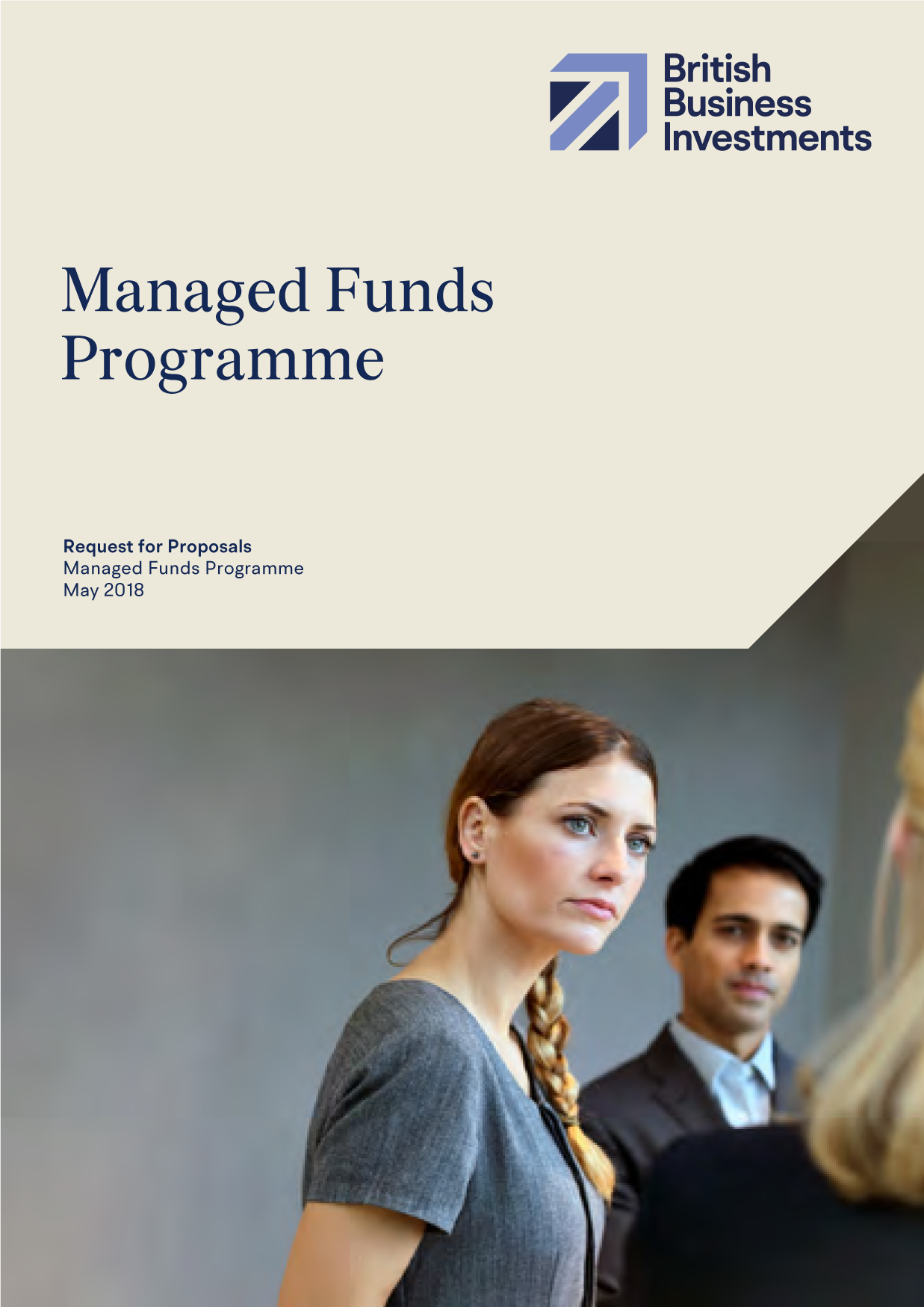 Managed Funds Request for Proposals