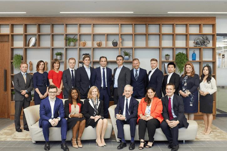 British Business Investments Team