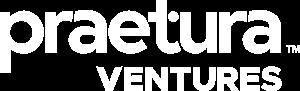 Praetura Ventures logo B&W